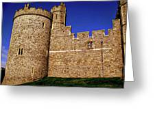 Windsor Castle England United Kingdom Uk Greeting Card
