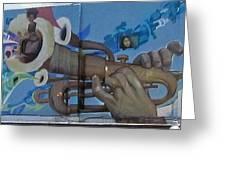 Wynwood Art Greeting Card