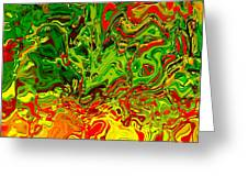 1683 Abstract Thought Greeting Card