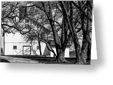 169 Marshfield Wisconsin Farm B W Greeting Card