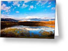 Nature Landscape Nature Greeting Card