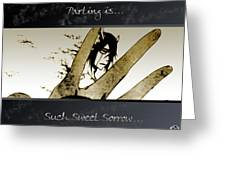 Bleach Greeting Card