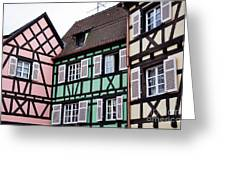 Colmar Greeting Card