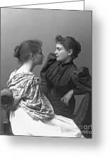 Helen Adams Keller Greeting Card