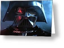 Star Wars Episode 3 Art Greeting Card