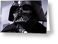 Star Wars Episode 5 Art Greeting Card