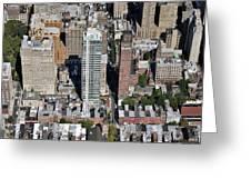 1708 Rittenhouse Square Street Philadelphia Pa 19103 6150 Greeting Card by Duncan Pearson