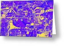 1743 Abstract Thought Greeting Card