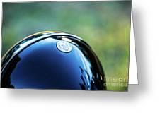 1743.044 Headlight1930 Mg Greeting Card