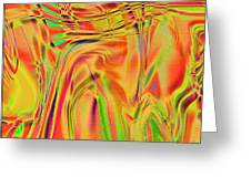 1788 Abstract Thought Greeting Card
