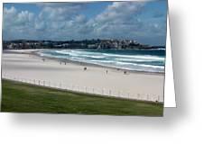 Australia - Bondi Beach Greeting Card