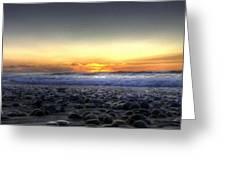 Nc Landscape Greeting Card
