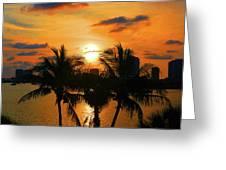 18- Sunrise Surprise Greeting Card