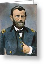 Ulysses S. Grant (1822-1885) Greeting Card