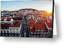 Lisbon, Portugal Greeting Card