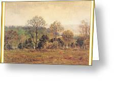 Meakinlouishenry Edenpark-we Louis Henry Meakin Greeting Card