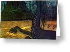 1907 Vasily Kandinsky Greeting Card