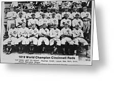 9a8f3bad6009 1919 World Champion Cincinnati Reds Photograph by Mountain Dreams