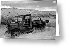 1920's International Truck Greeting Card