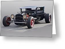 1928 Chrysler Coupe 'studio' II Greeting Card