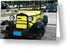 1928 Ford  Greeting Card