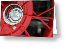 1929 Ford Speedster  Greeting Card