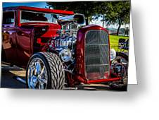 1931 Ford Coupe 2 Greeting Card