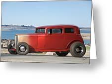 1932 Ford Victoria IIi Greeting Card