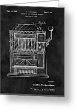1932 Slots Patent Greeting Card