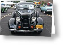 1935 Dodge 2019 Greeting Card