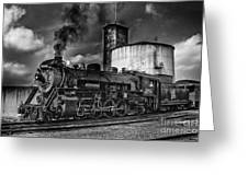 1940 Or 1990 Greeting Card