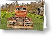 1941 Dodge Truck 3 Greeting Card