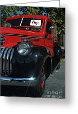 1942 Cfhevy Truck Greeting Card