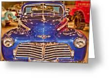1942 Chevrolet  Greeting Card