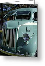 1947 Ford Cab Over Truck Greeting Card