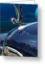 1949 Packard Super Eight Touring Sedan Greeting Card