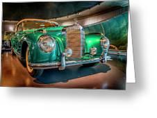 1951 Mercedes-benz 300 S Convertible A 7r2_dsc8202_05102017 Greeting Card