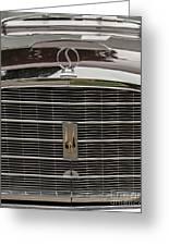 1951 Studebaker Champion Greeting Card