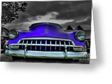 1952 Chevrolet Greeting Card