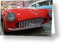1954 Kurtis 500m Automobile  Greeting Card