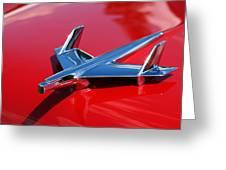 1955 Chevrolet Bel Air  Greeting Card