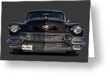 1956 Cadillac Greeting Card