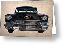 1956 Cadillac Special Greeting Card