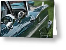 1958 Chevrolet Impala - 4 Greeting Card