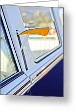 1958 Volkswagen Vw Bus Turn Signal Greeting Card