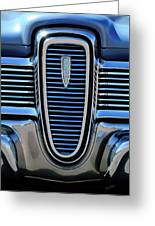1959 Edsel Villager Grille Greeting Card