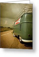 1959 Volkswagen T1 Greeting Card