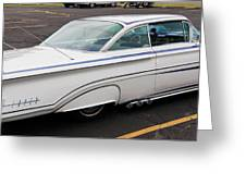 1960 Olds Eighty Eight 2023 Greeting Card