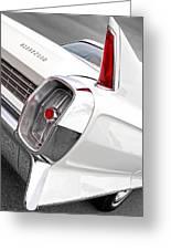1960s Cadillac Fleetwood Greeting Card