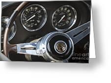 1962 Alfa Romeo Greeting Card